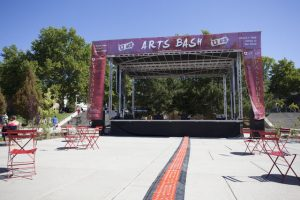 Learn About Local Art Scene This Wednesday At Arts Bash