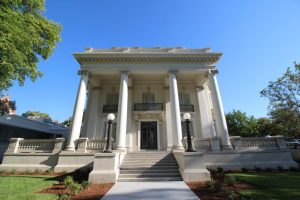 Historic Wall Mansion Repurposed as U's Thomas S. Monson Center