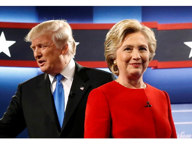 US Presidential Debate Photo: Reuters