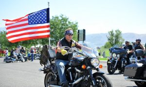 Ride to Zero: Fundraiser for Veteran Suicide Awareness