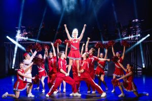 Theatre Department Brings High-Flying Cheerleading to the Stage
