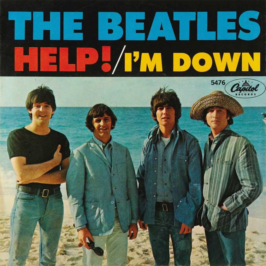 Art from the Attic: Help! by The Beatles
