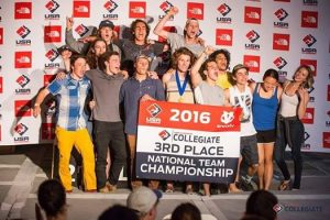 Climbing Club Looks to Scale Competition