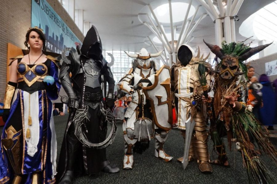 Comic Con Still Keepin' Things Interesting