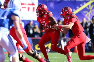 Utes Hoping To Step Up Offense Against BYU