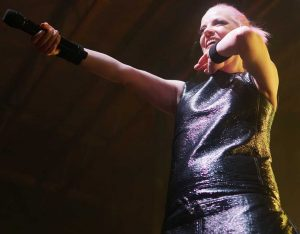 Garbage Takes Center Stage at The Complex