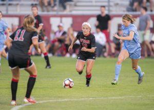 Soccer: Utah Visits Weber State for Exhibition Match