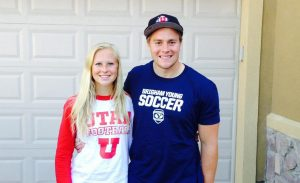 Bizzy and Andy Phillips, Siblings Who Bleed Blue and Red