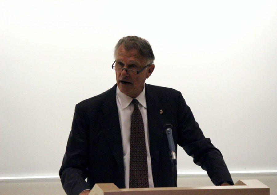 Former Wells Fargo CEO Speaks on Fraud, Realities of Business Mistakes