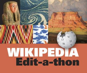 "Wikipedia ""Edit-a-thon"" Event to Improve Knowledge of Utah Art"