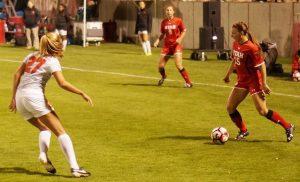 Soccer: Utah Opens Season Against South Dakota State