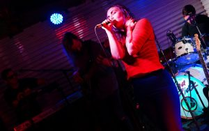 Nina Diaz Commands Stage at Kilby Court