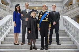 PTC Succeeds with 'King Charles III' (review)