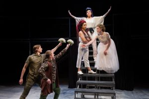 """""""The Two Noble Kinsmen"""": A Look at the Playwright(s)"""