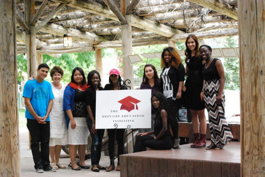 The U Works to Help Refugees Achieve Academic Success