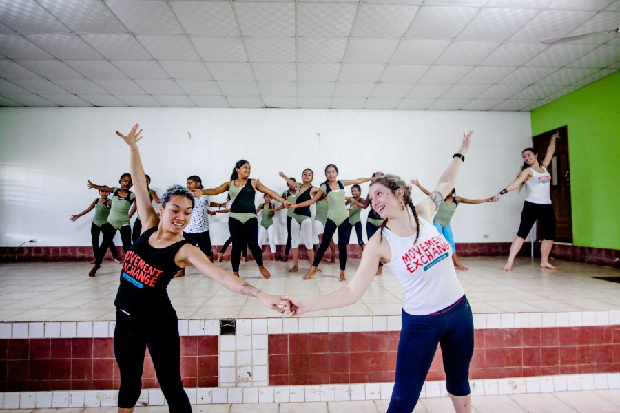 Students Serving Through Dance