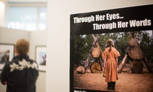"""Through Her Eyes"" Gallery, ""Through Her Words"" Panel: Voices of Utah's Female Journalists"