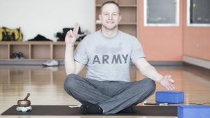 Man on a Mission: Keith Blanc Aims to Help Veterans Heal Through Yoga