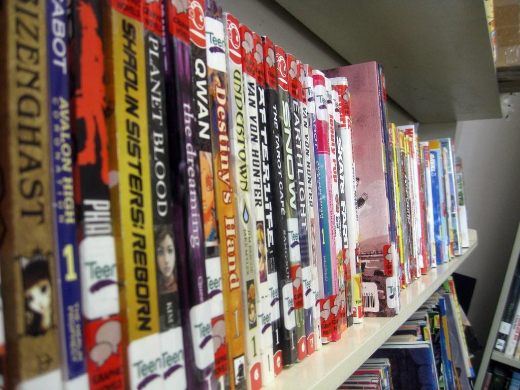 Graphic Novels vs  Comic Books: What's the Difference? – Daily Utah