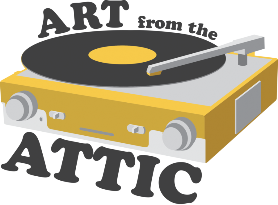 Art from the Attic: K-UTE Radio gears up for National Record Store Day