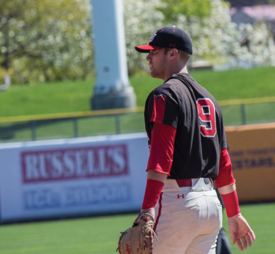 Baseball: Oregon State Sweeps Utah