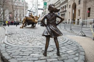 Fearless Girl Statue Strikes Fear In Men