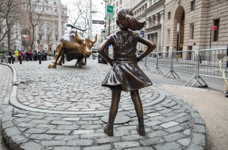 Fearless Girl Statue Strikes Fear In Men