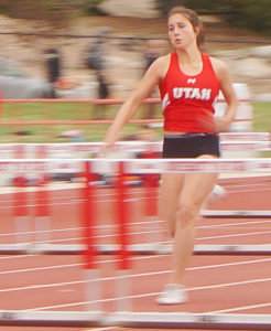 Utah sets new track record at  Utah/Weber State Spring Classic