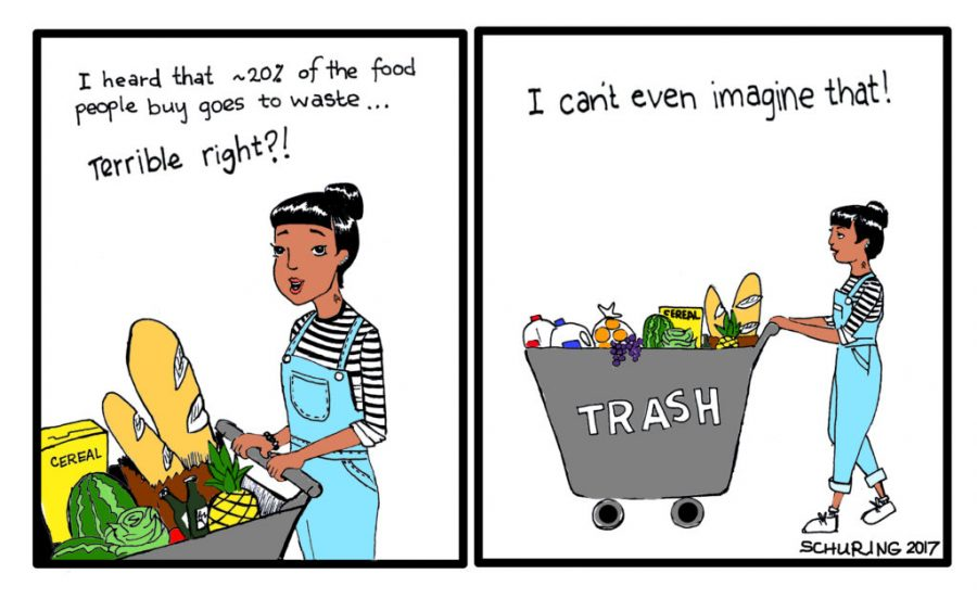 Fighting Food Waste The Daily Utah Chronicle