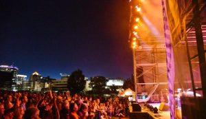 Utah Arts Festival, Music Venue. Photo Credit: UAF.