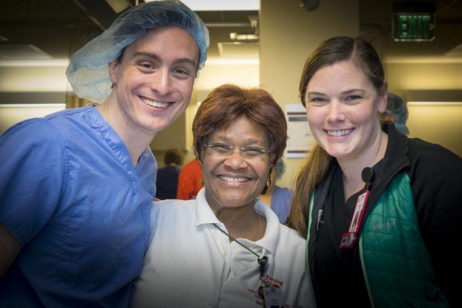 U Medical Students Help Moran Eye Center Provide Free Eye Surgeries for Uninsured Utahns
