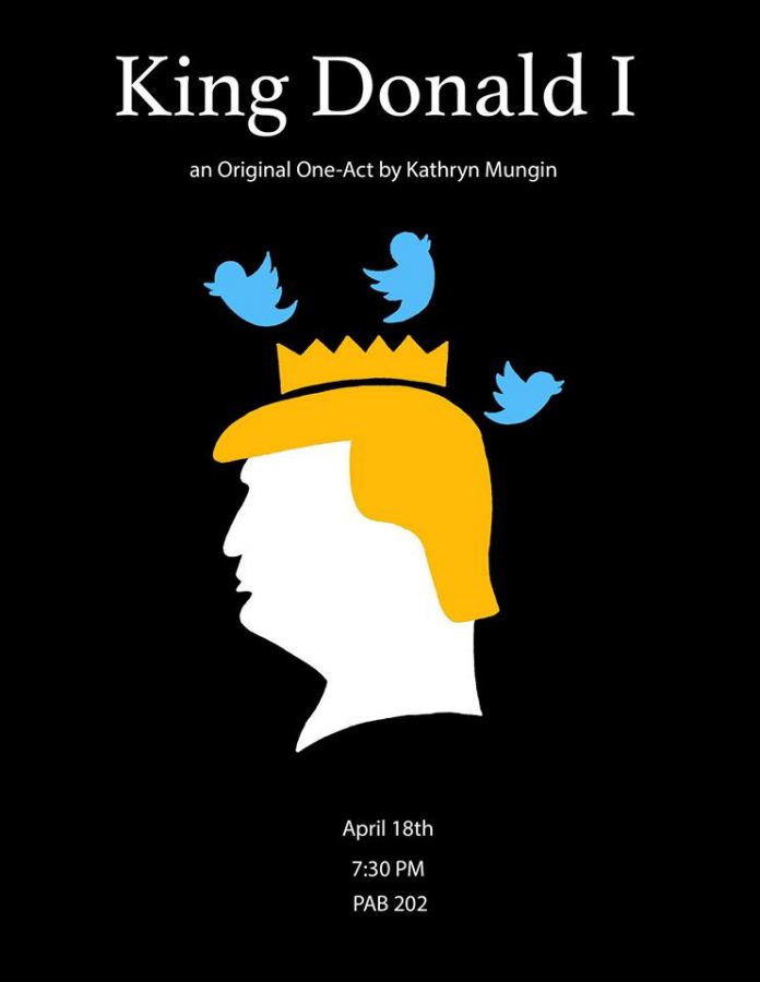 King Donald I: Engaging Laughter and Thought at the Same Time