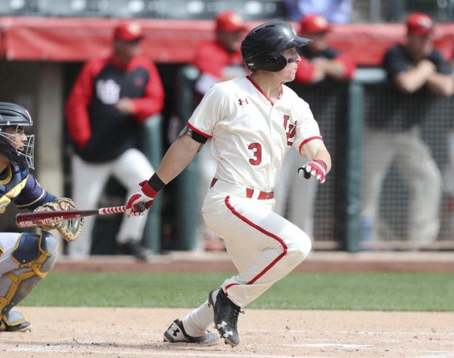 Baseball: Utes Clinch Series Over Cal