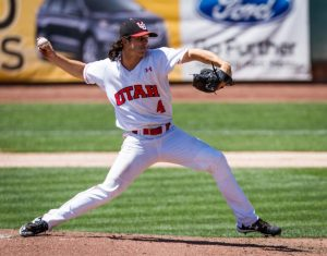 Baseball: Utes Sweep ASU, Keirsey Jr. Leaves in Ambulance