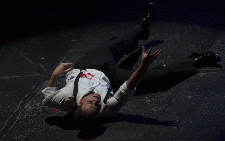 The Opera Don Giovanni performed at the Capitol Theater in Salt Lake City, Utah on Thursday, May 11, 2017. (Rishi Deka, Daily Utah Chronicle)