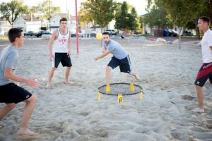 Intramural Sports: Off the Wall Opportunities