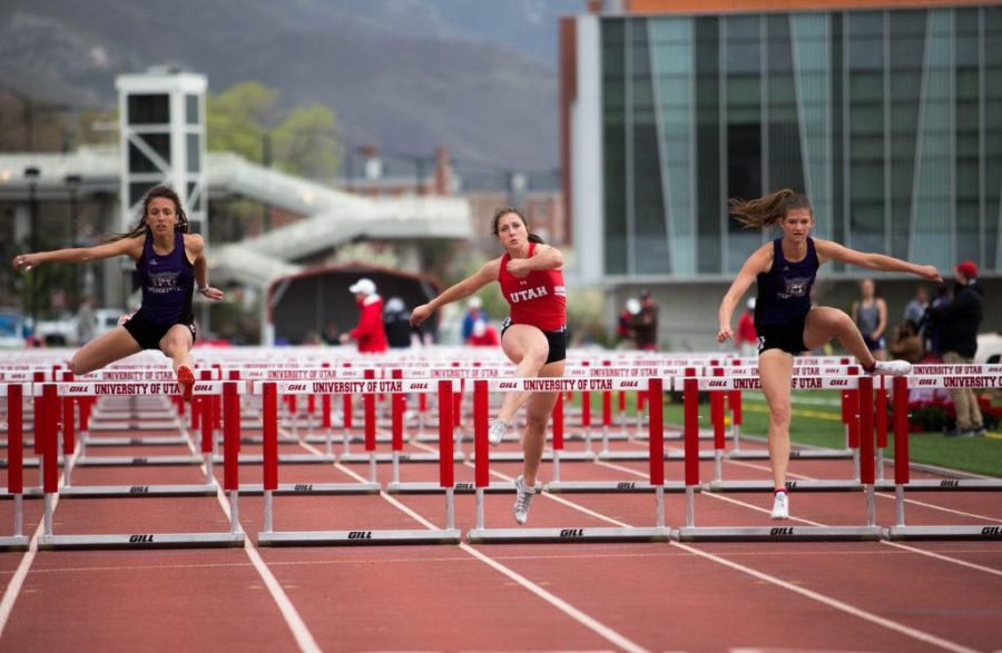 Track and Field: Utes To Compete in NCAA West Preliminary Round