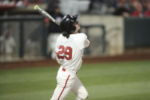 Baseball: Utes Wrap Up Regular Season Against Arizona State