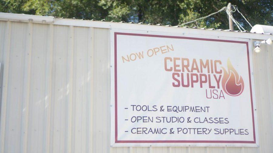 The Ceramic Supply USA store in Salt Lake City, Utah on Tuesday, June 13, 2017. (Rishi Deka | Daily Utah Chronicle)