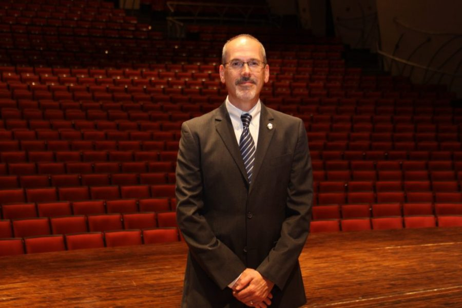 Enchanted by Art: Scheib Set to Lead Fine Arts College