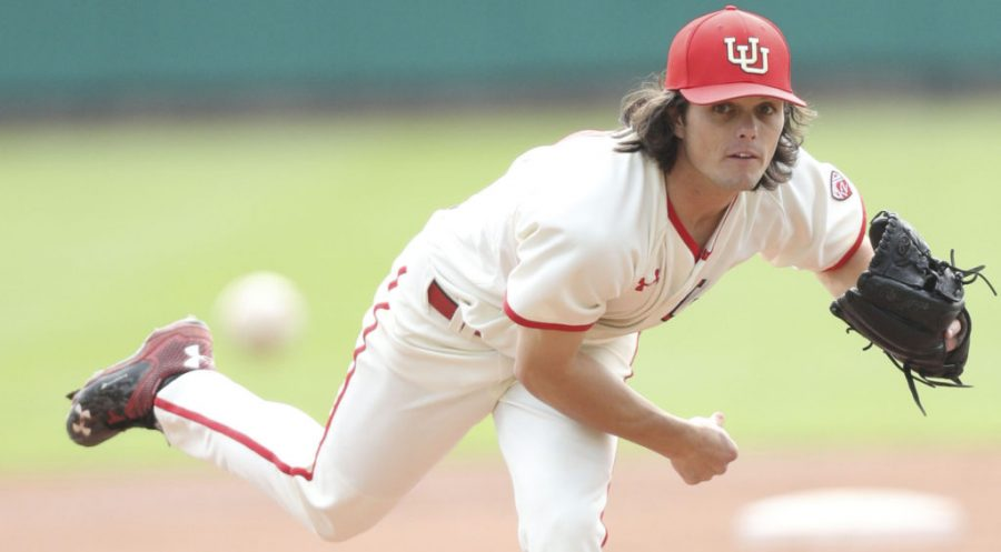 Updated: Four Utes Selected in 2017 MLB Draft