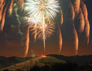 Fireworks and Local Autonomy