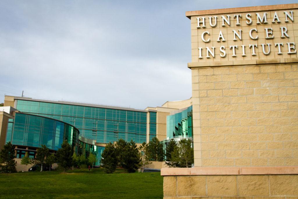 The Hunstman Cancer Institute at the University of Utah, Salt Lake City, UT, on May 5, 2017.