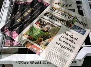 Salt Lake Tribune, Hinckley Institute Partnership One Year Later