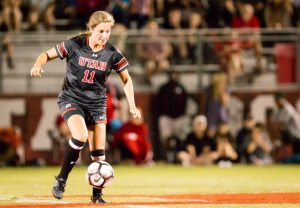 Soccer: No. 24 Utah Gets Shutout Against Washington State