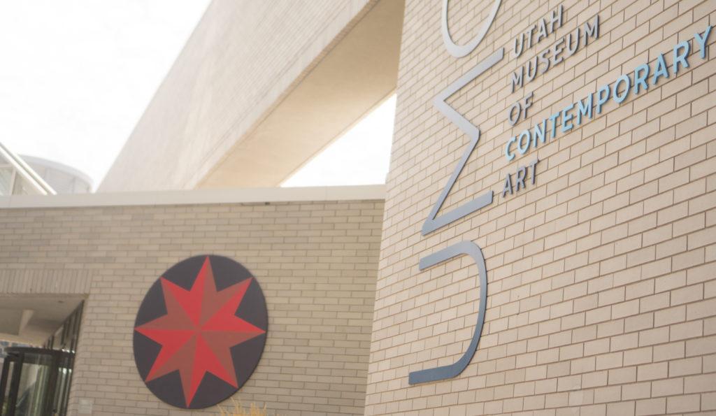 The Utah Museum of Contemporary Arts in Salt Lake City, Utah on Wednesday, Aug. 16, 2017. (Dr. Rishi Deka | Daily Utah Chronicle)