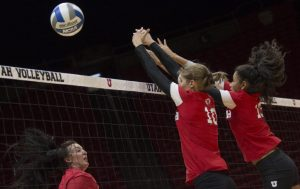 Volleyball: Utes Finish 2-1 in Bluegrass Battle