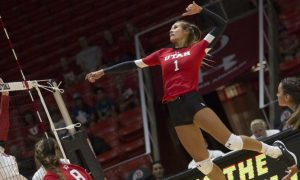 Volleyball: No. 22 Utah Headed to Hawaii