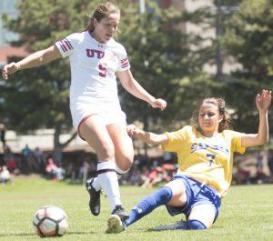 Soccer: Utah Welcomes in North Dakota State
