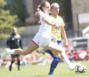 Soccer: Utah Earns Win over South Dakota State